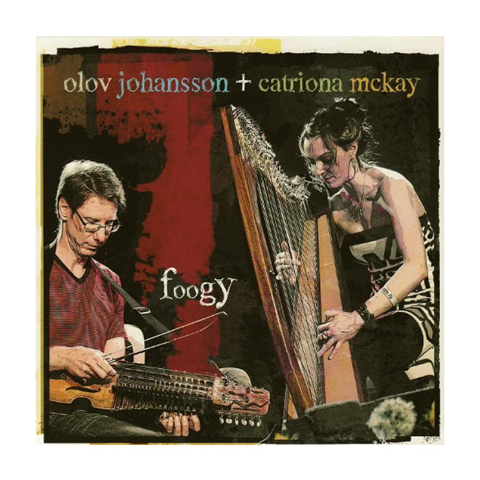 Album Cover of Catriona and Olav playing together