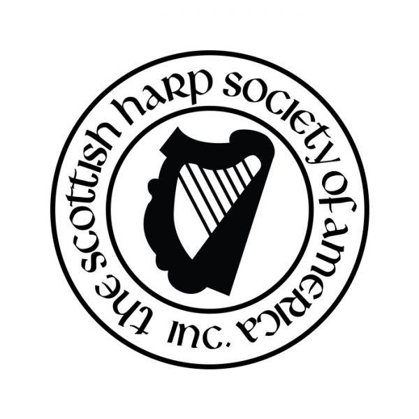 Scottish Harp Society of America logo