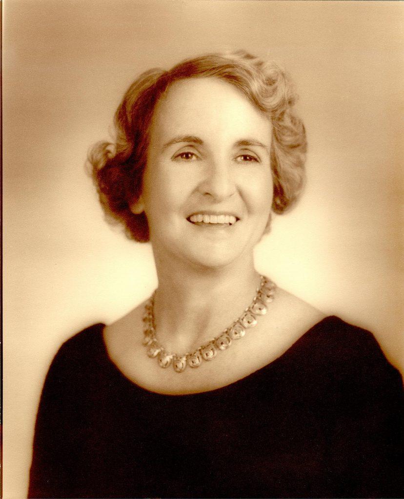 Charlotte Francis Judd Fairbairn