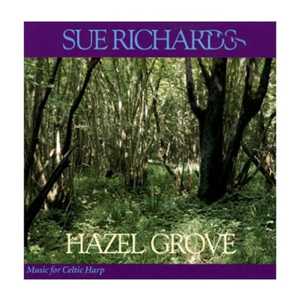 album cover of Hazel Grove by Sue Richards